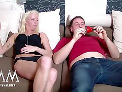 Amateur Blowjob Cunnilingus German Teen