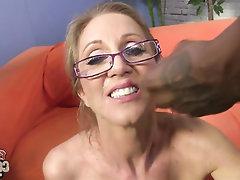 Babe Big Tits Blowjob Casting Cumshot