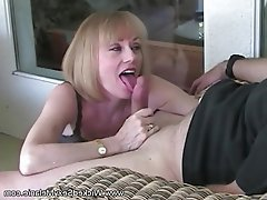 Amateur Blowjob MILF Old and Young