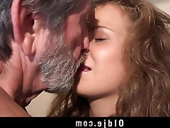 Cunnilingus Mature Old and Young Teen