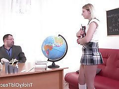 Blowjob Hardcore Russian Teacher Teen