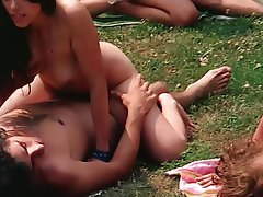 Group Sex Hardcore Orgy Teen Vintage
