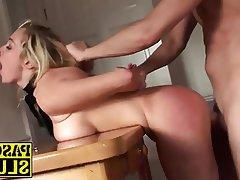 Amateur Big Boobs Blonde Bondage
