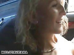 Amateur Blowjob Cumshot German Teen