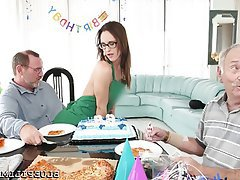 Blowjob Hardcore Old and Young Party Teen
