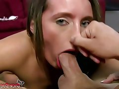 Blowjob Facial POV