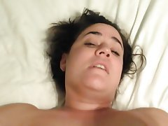 Amateur Anal Brunette Wife