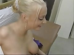 Blonde Blowjob