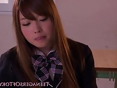 Hairy Teen Japanese Creampie