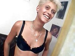 Blowjob Mature German Dildo Beauty