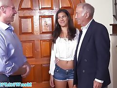 Amateur Teen Old and Young Fucking