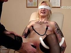 Blonde BDSM BDSM