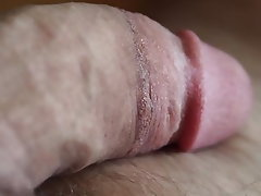 Amateur Cumshot Masturbation Foot Fetish