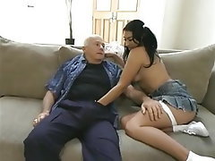Blowjob Mature Teen