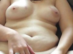 Amateur Brunette MILF Big Tits