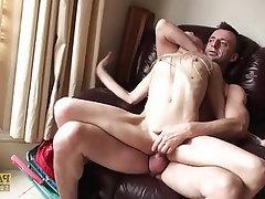 Babe Blonde Blowjob Cumshot BDSM