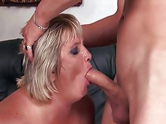 BBW Big Boobs Granny Mature Old and Young