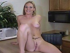 Babe Blonde Cumshot Cute Fucking