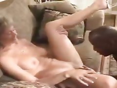 Amateur Blowjob Granny Interracial