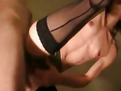 Amateur Blowjob German Skinny Nipples