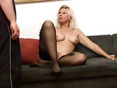 Anal Blonde German Hardcore Piercing