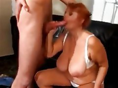 Cumshot Granny Old and Young