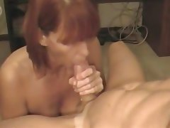 Amateur Blowjob French Old and Young