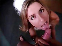 Amateur Blowjob Facial Cumshot