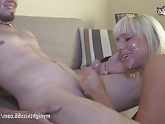 Amateur German Teen