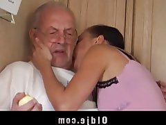 Blowjob Cumshot Cunnilingus Old and Young