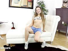 Anal Blowjob Casting Cumshot Panties